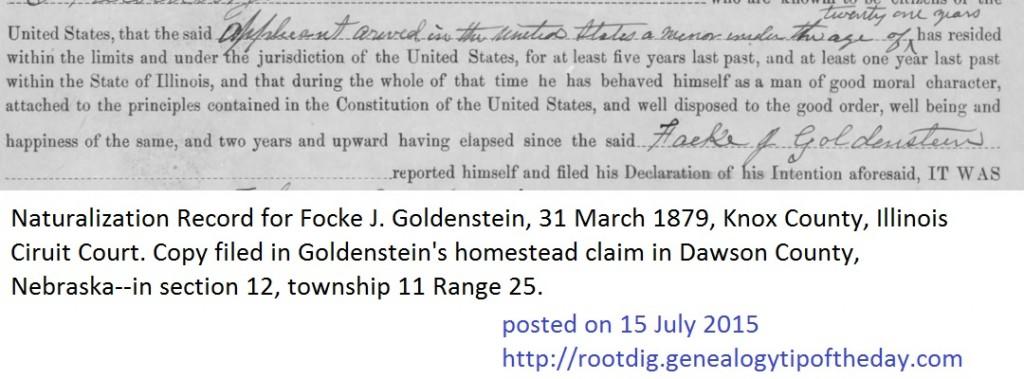 goldenstein-knocounty