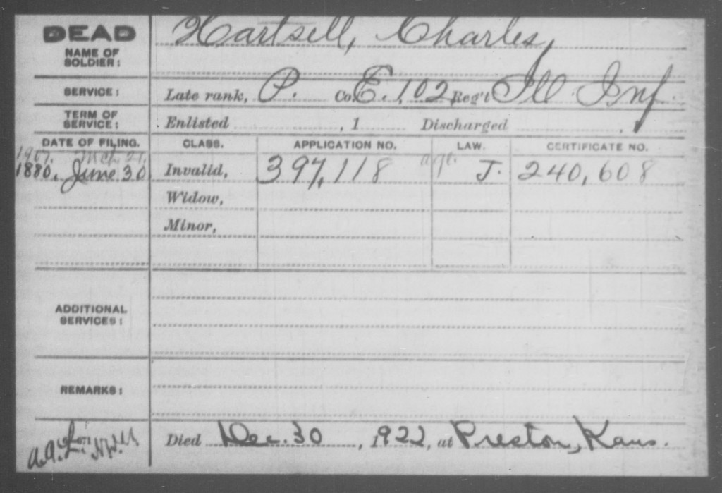 Fold3_Hartsell_Charles_Organization_Index_to_Pension_Files_of_Veterans_Who_Served_Between_1861_and_1900