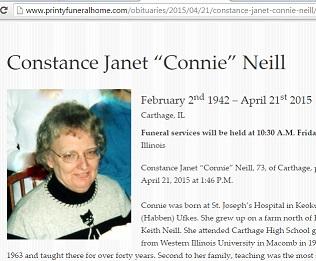 Is Mom's Obituary An Originally Derivative Authored Narrative or ...