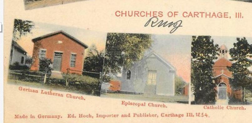 carthage-churches