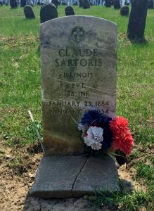 claude-sartorius-findgrave-bartonville-illinois-cemetery