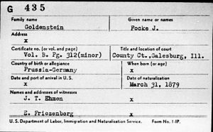 focke-goldenstein-naturalization-index-card
