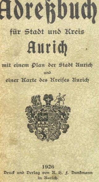 aurich-directory