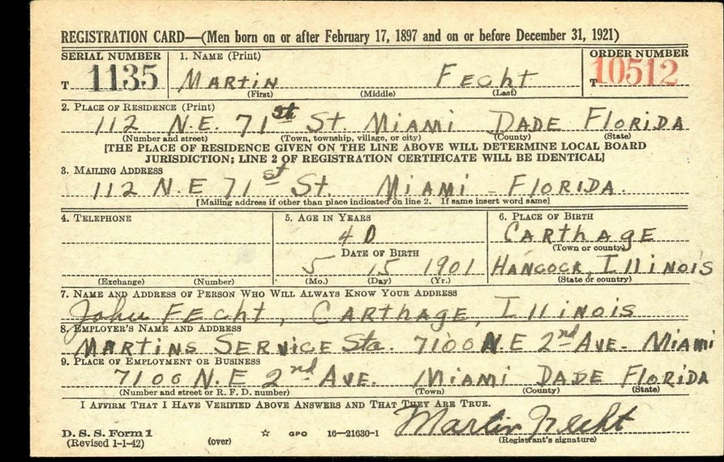 Ancestry Com S U S Wwii Draft Cards Young Men 1940 1947 Rootdig Com